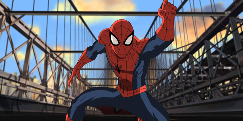 Fusi - Ultimate Spider Man